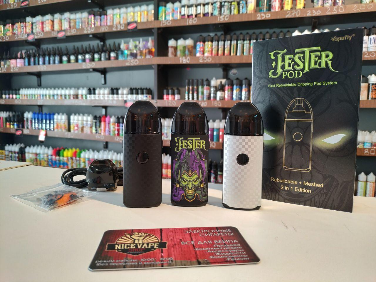 Vapefly Jester Pod DIY ORIGINAL
